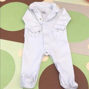 Ralph Lauren pale blue outfit